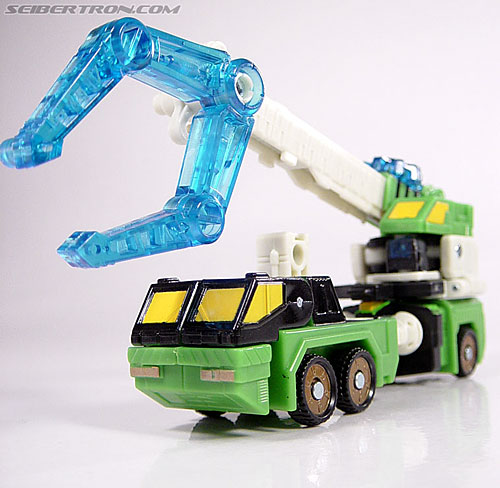 Transformers Energon Wideload (Glen) (Image #22 of 51)