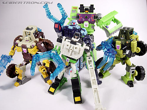 Transformers Energon Wideload (Glen) (Image #50 of 51)