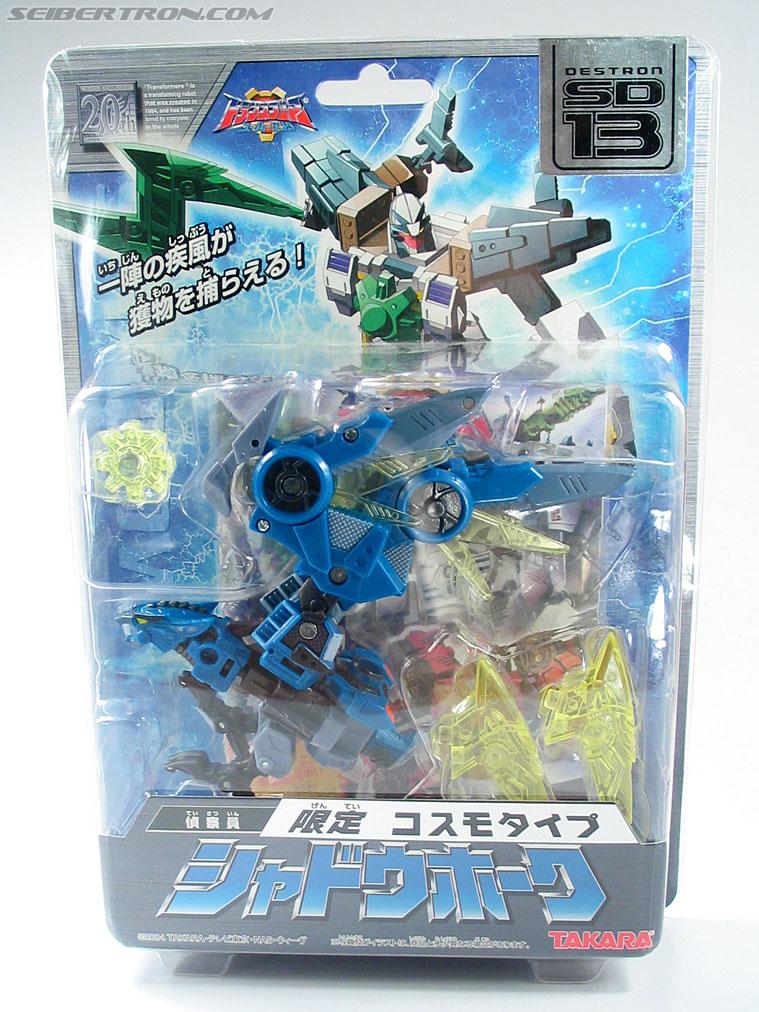 Transformers Energon Divebomb (Shadowhawk Cosmo Type) (Image #1 of 77)