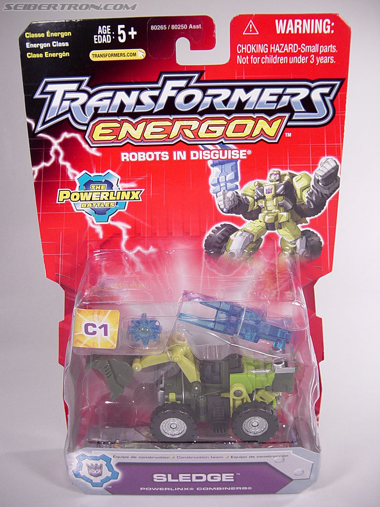 Transformers Energon Sledge (Scrapper) (Image #1 of 54)