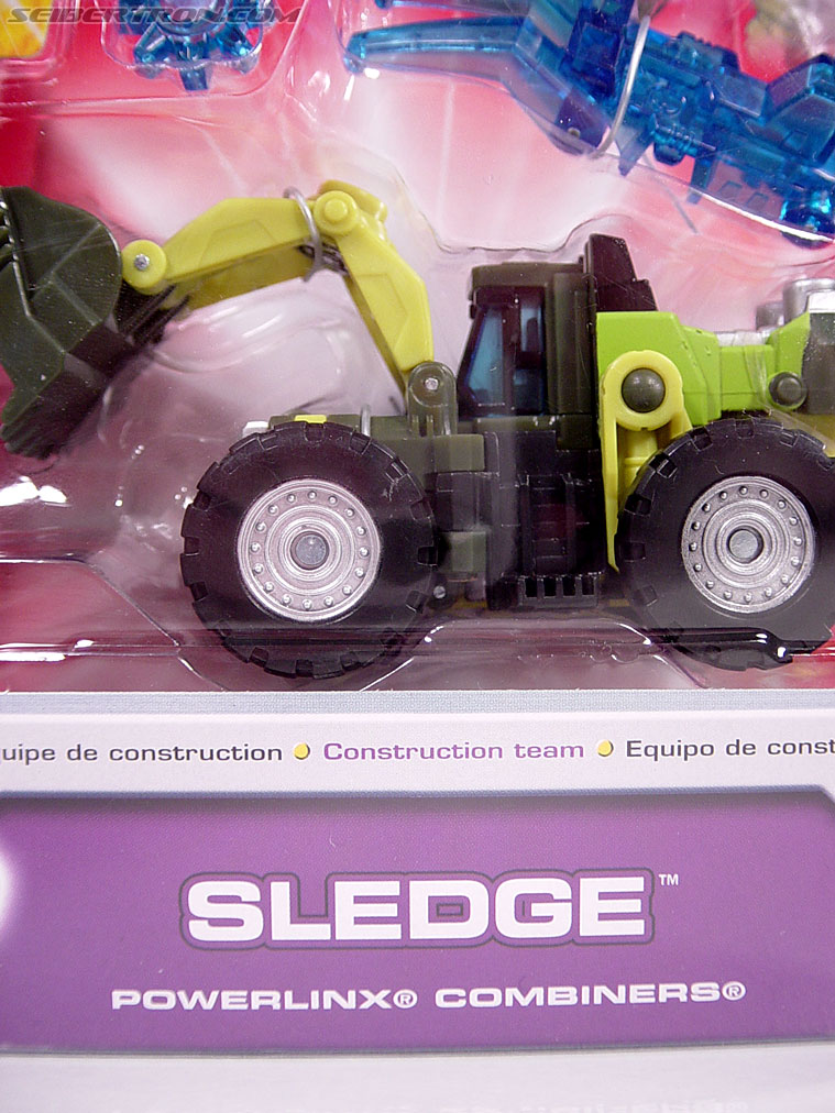 Transformers Energon Sledge (Scrapper) (Image #4 of 54)