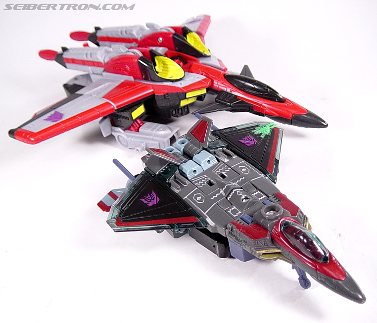 Transformers Energon Starscream (Night Scream) (Image #34 of 68)