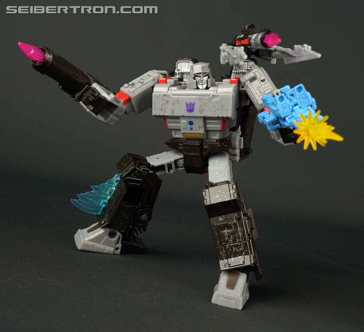 Transformers War for Cybertron: SIEGE Blowpipe (Image #117 of 150)