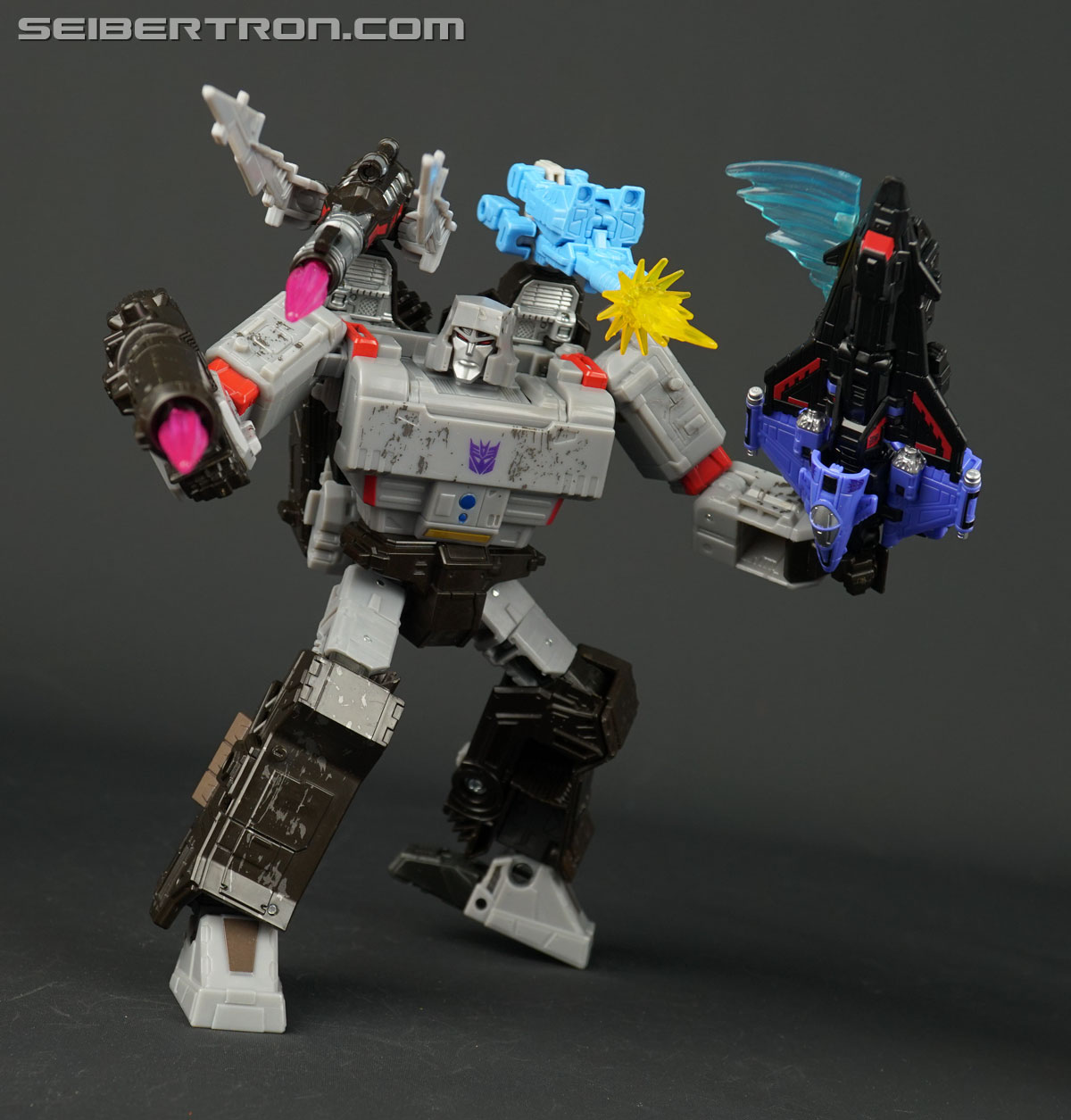 Transformers War for Cybertron: SIEGE Blowpipe (Image #120 of 150)