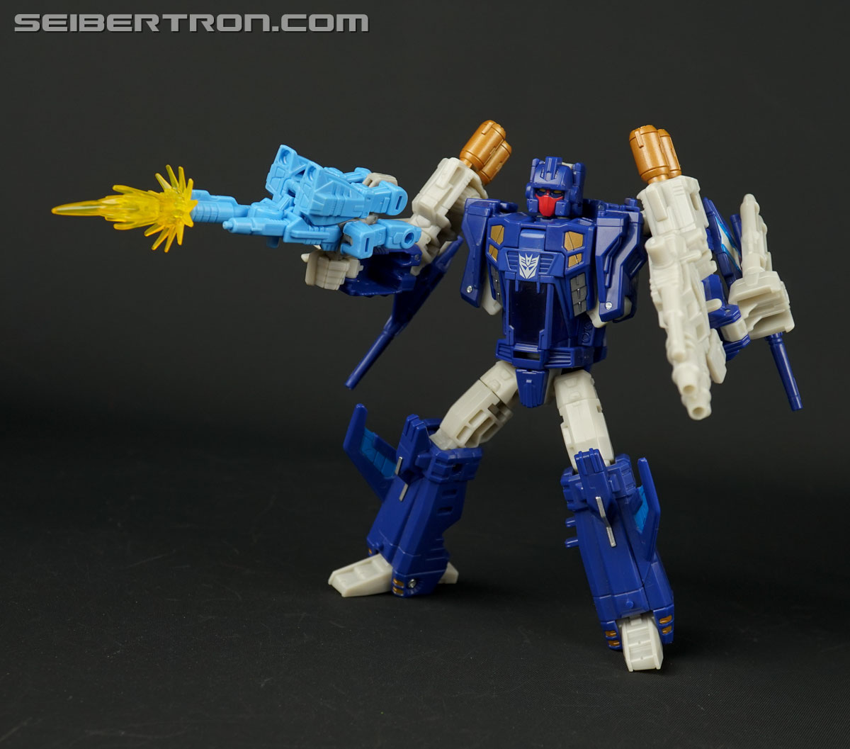 Transformers War for Cybertron: SIEGE Blowpipe (Image #132 of 150)