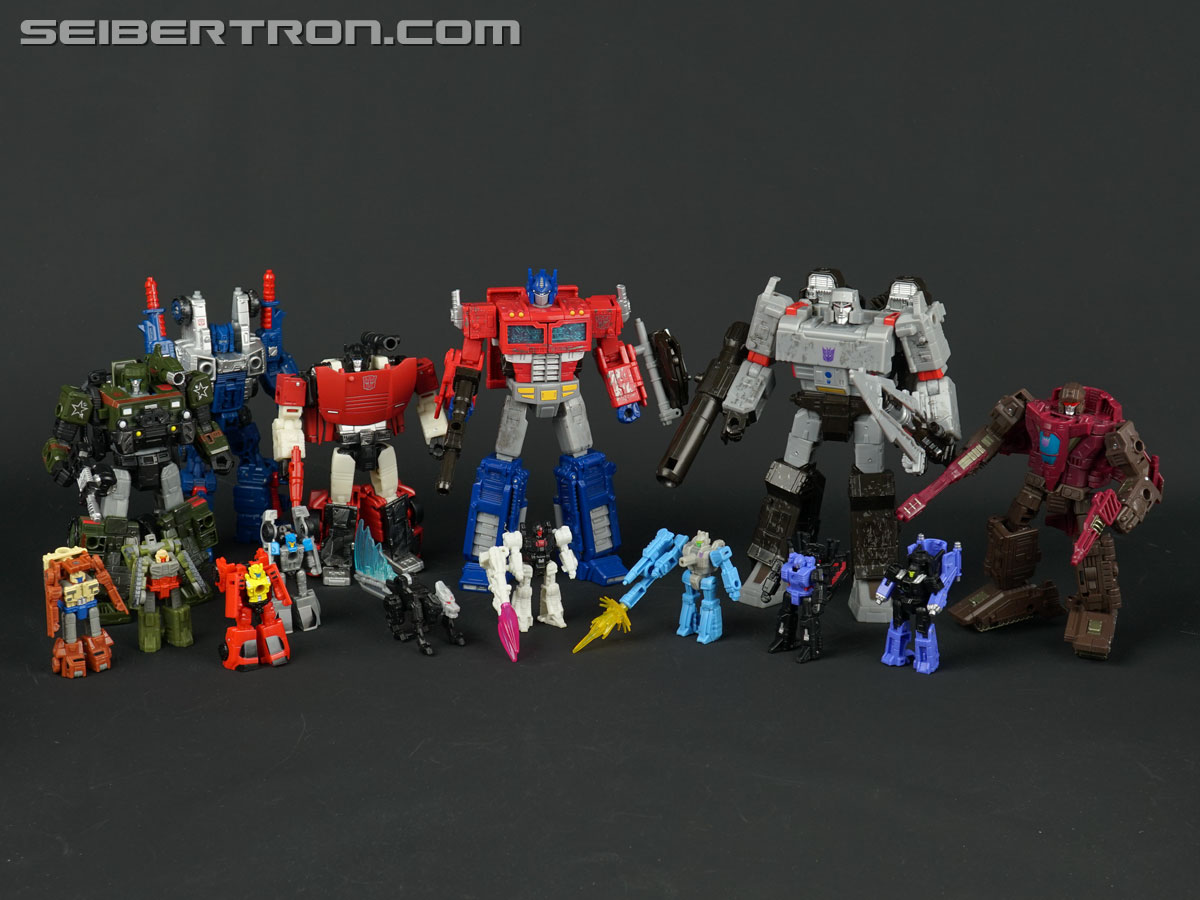 Transformers War for Cybertron: SIEGE Blowpipe (Image #136 of 150)