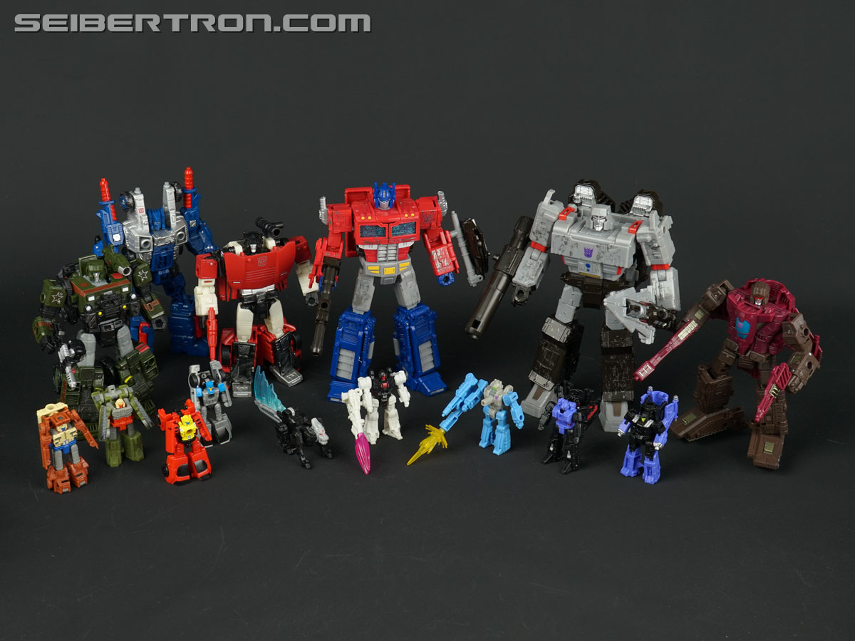 Transformers War for Cybertron: SIEGE Blowpipe (Image #137 of 150)