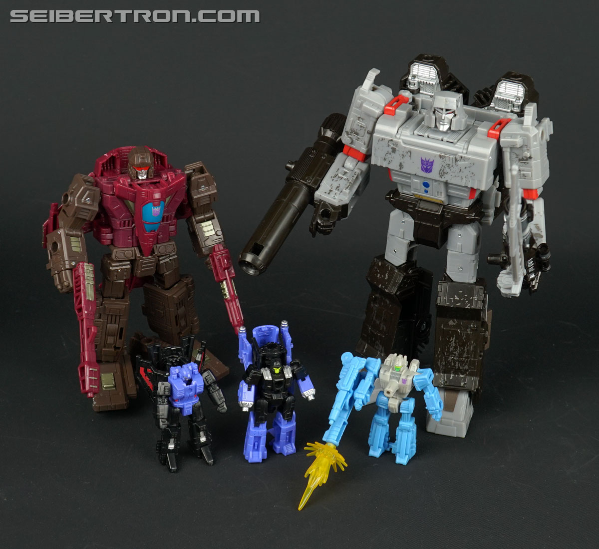 Transformers War for Cybertron: SIEGE Blowpipe (Image #146 of 150)
