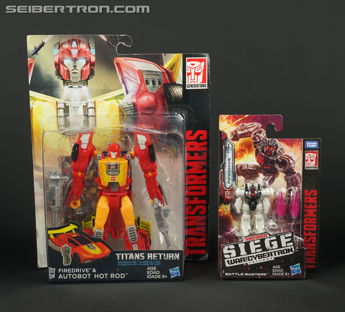 Transformers War for Cybertron: SIEGE Firedrive (Image #1 of 162)