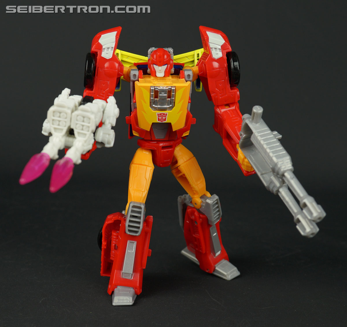 Transformers War for Cybertron: SIEGE Firedrive (Image #56 of 162)