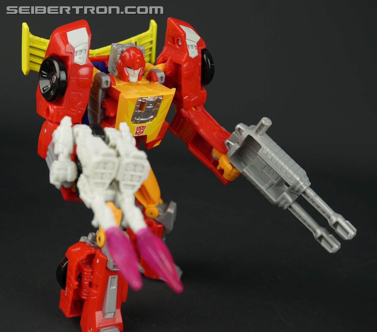 Transformers War for Cybertron: SIEGE Firedrive (Image #58 of 162)
