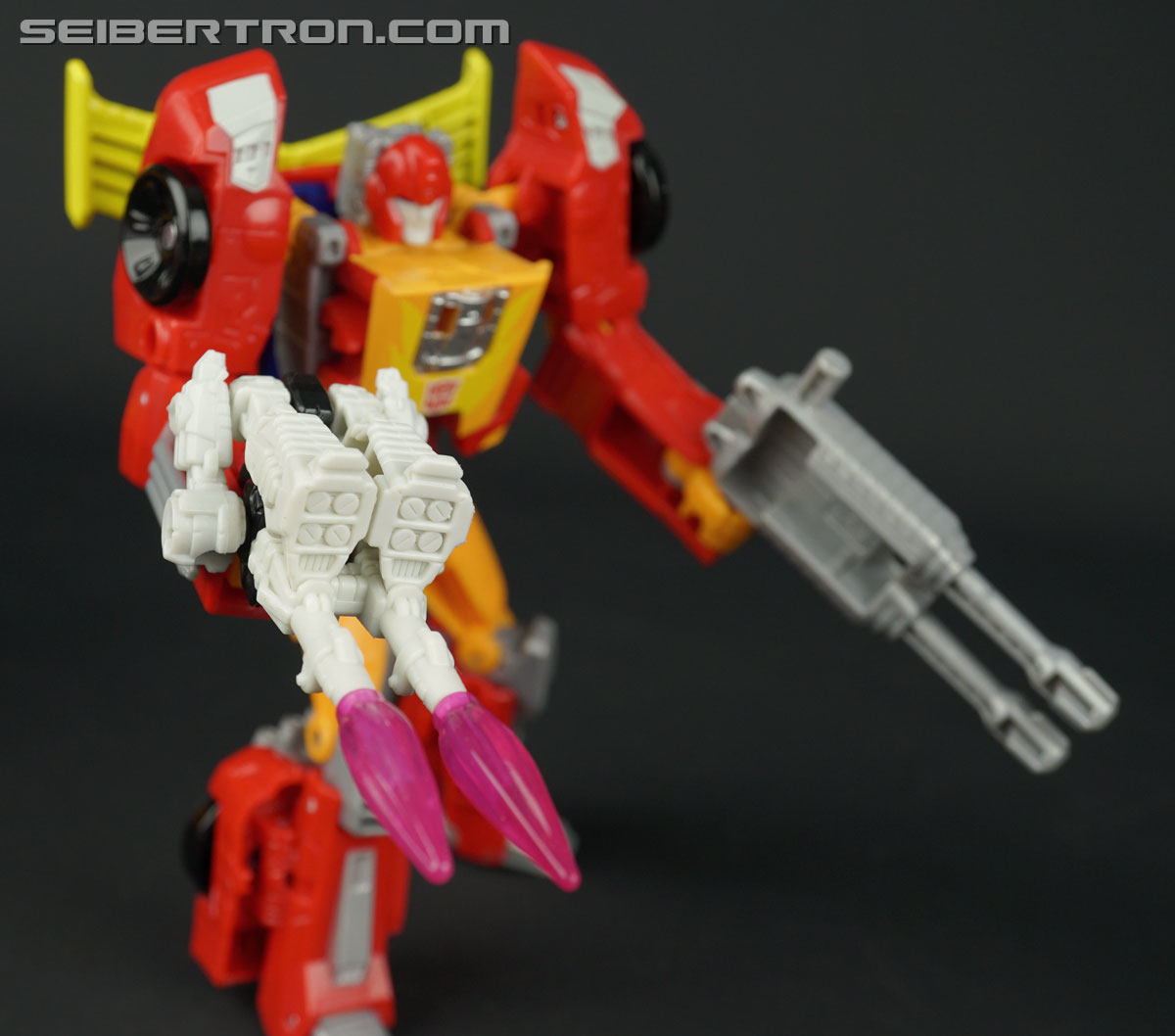 Transformers War for Cybertron: SIEGE Firedrive (Image #59 of 162)