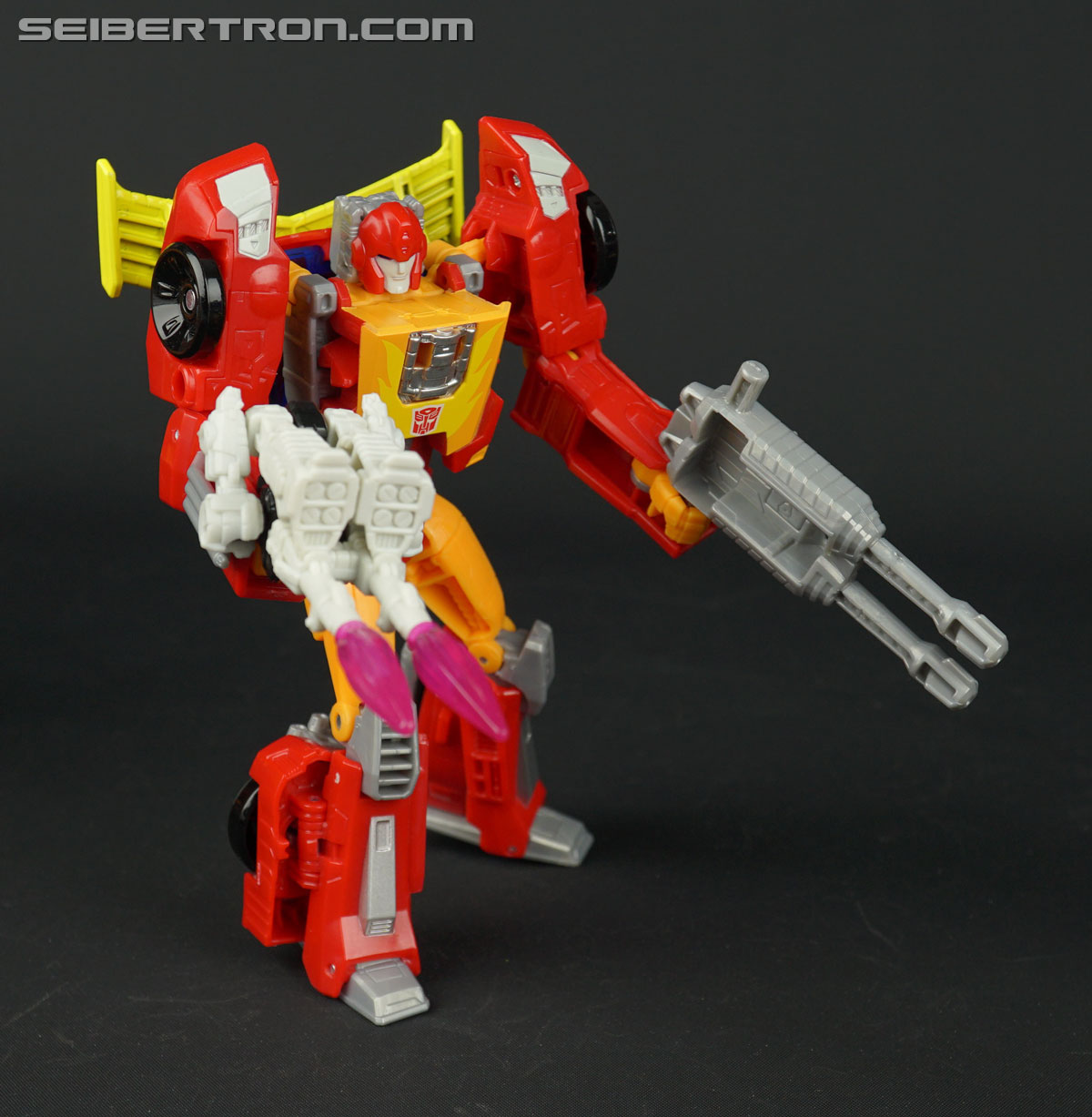 Transformers War for Cybertron: SIEGE Firedrive (Image #61 of 162)