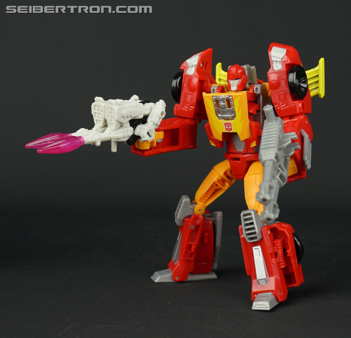 Transformers War for Cybertron: SIEGE Firedrive (Image #63 of 162)