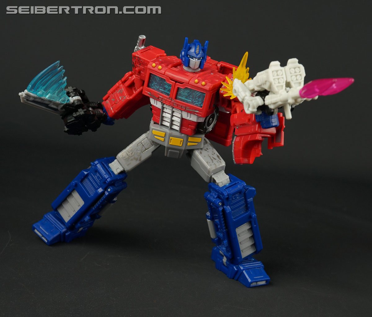 Transformers War for Cybertron: SIEGE Firedrive (Image #70 of 162)