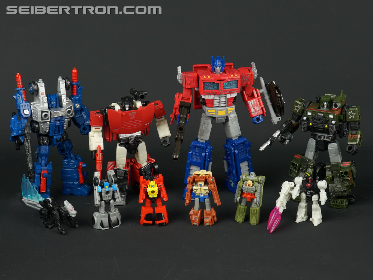Transformers War for Cybertron: SIEGE Firedrive (Image #159 of 162)