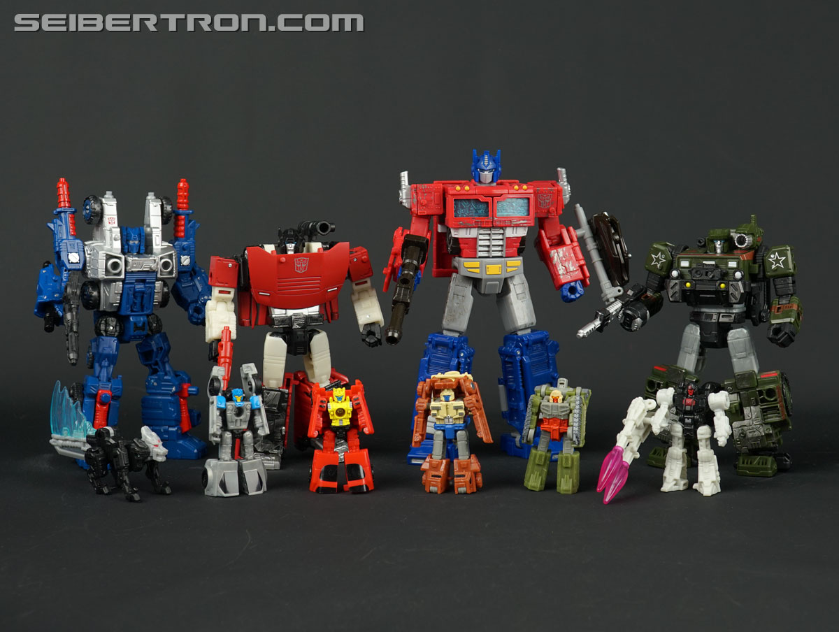Transformers War for Cybertron: SIEGE Firedrive (Image #160 of 162)