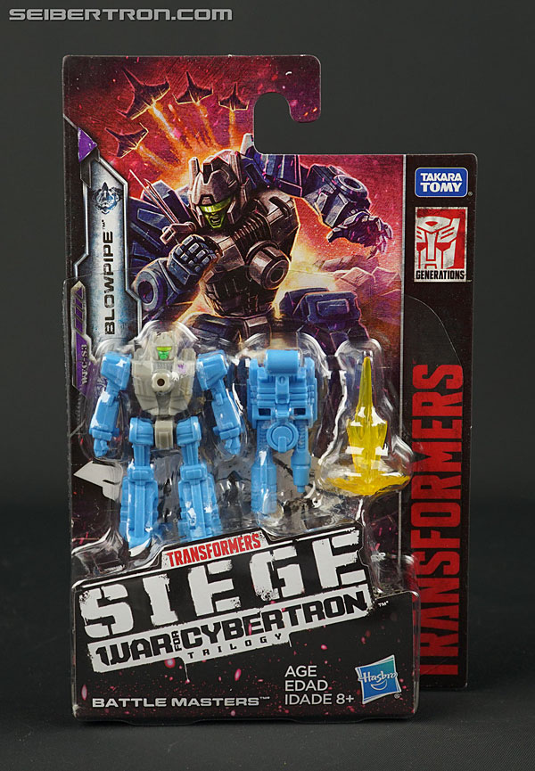 Transformers War for Cybertron: SIEGE Blowpipe (Image #1 of 150)