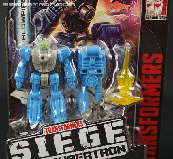Transformers War for Cybertron: SIEGE Blowpipe (Image #2 of 150)