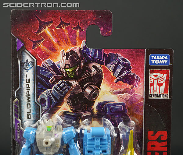 Transformers War for Cybertron: SIEGE Blowpipe (Image #3 of 150)