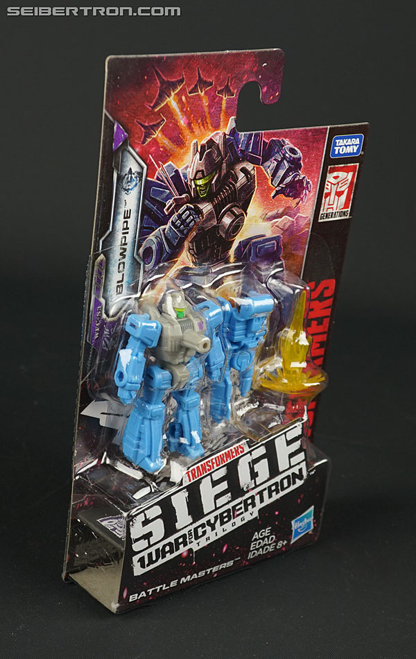 Transformers War for Cybertron: SIEGE Blowpipe (Image #5 of 150)