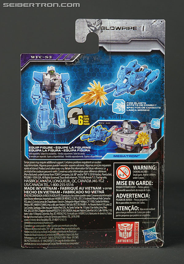 Transformers War for Cybertron: SIEGE Blowpipe (Image #6 of 150)