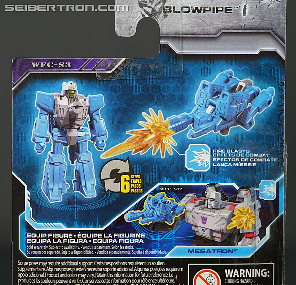 Transformers War for Cybertron: SIEGE Blowpipe (Image #7 of 150)