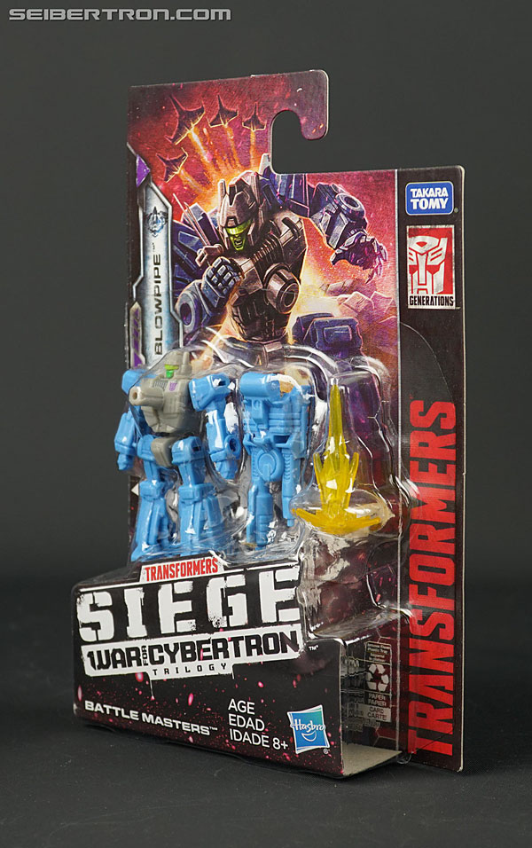 Transformers War for Cybertron: SIEGE Blowpipe (Image #8 of 150)
