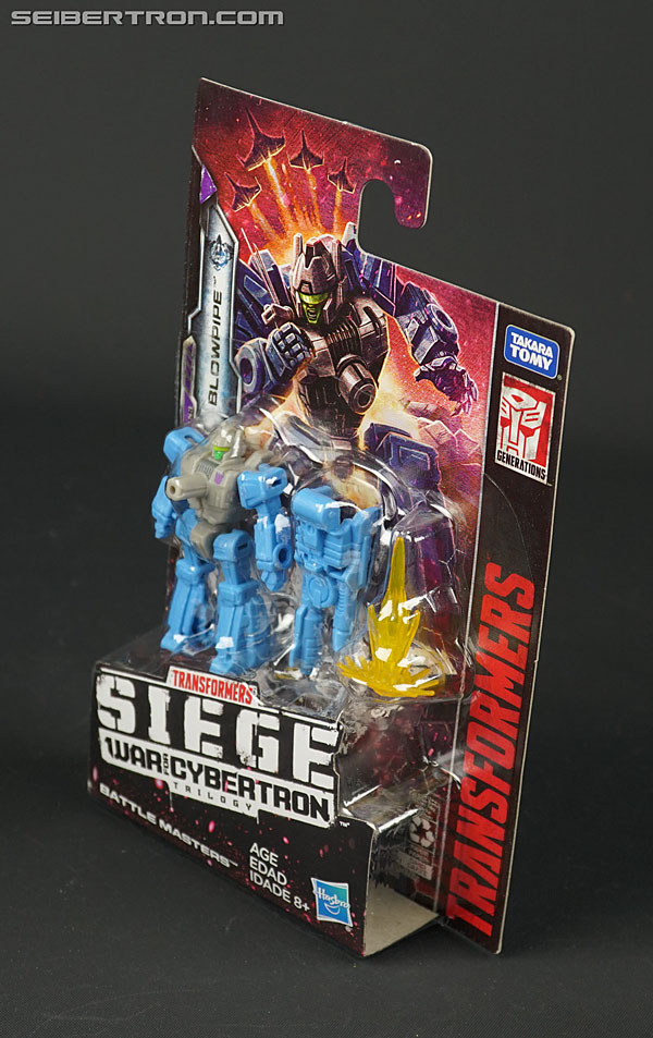 Transformers War for Cybertron: SIEGE Blowpipe (Image #9 of 150)