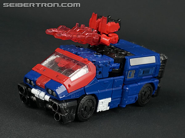 Transformers News: New Image Galleries for War for Cybertron Siege Deluxe Crosshairs and Battlemaster Trenchfoot