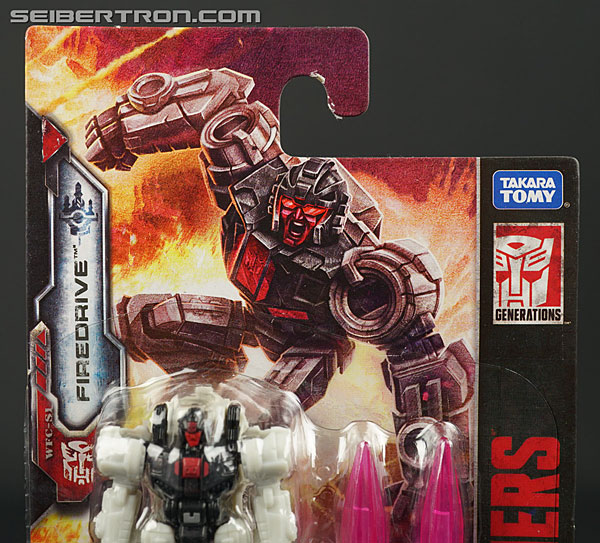 Transformers War for Cybertron: SIEGE Firedrive (Image #3 of 162)