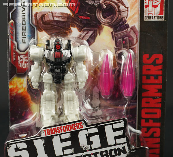 Transformers War for Cybertron: SIEGE Firedrive (Image #5 of 162)