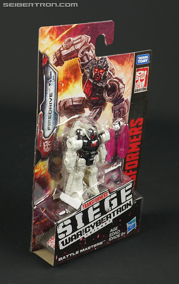 Transformers War for Cybertron: SIEGE Firedrive (Image #6 of 162)