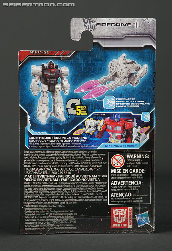 Transformers War for Cybertron: SIEGE Firedrive (Image #7 of 162)