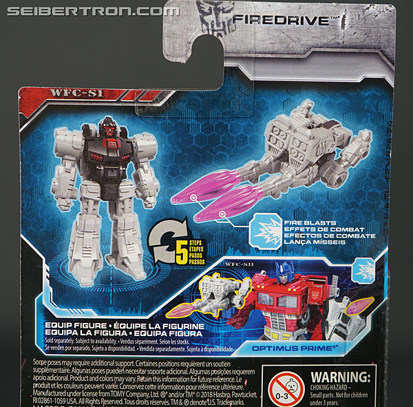 Transformers War for Cybertron: SIEGE Firedrive (Image #8 of 162)