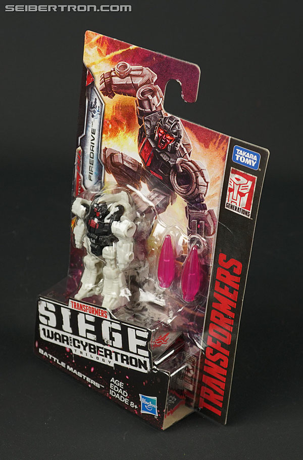 Transformers War for Cybertron: SIEGE Firedrive (Image #10 of 162)