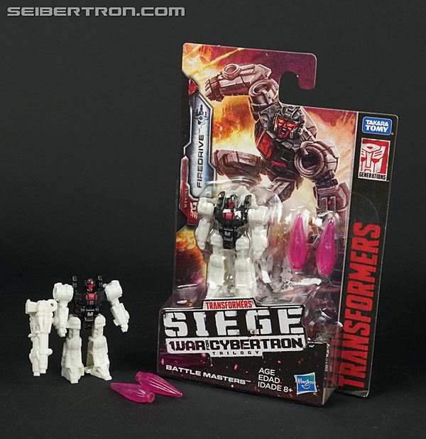 Transformers War for Cybertron: SIEGE Firedrive (Image #14 of 162)
