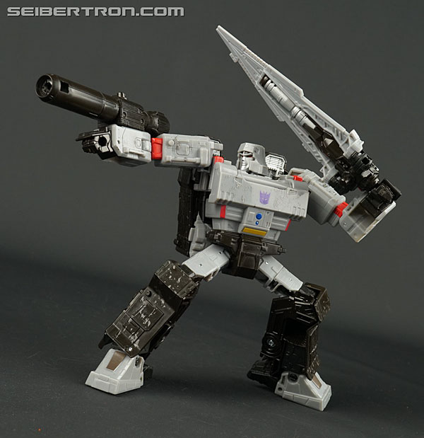 Transformers News: Select Series Megatron in unreleased G2 colors, plus more info about new collector line