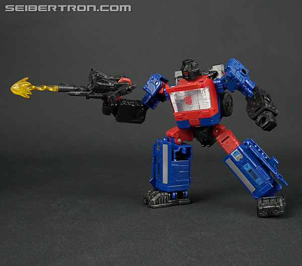Transformers War for Cybertron: SIEGE Trenchfoot (Image #28 of 82)