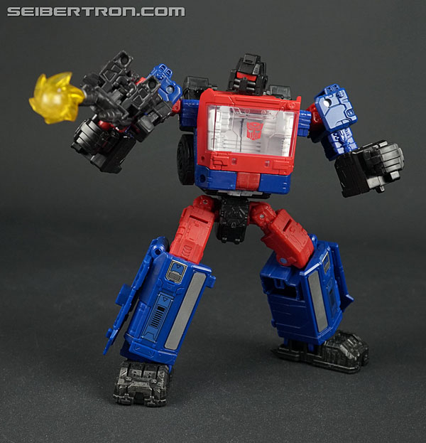 Transformers War for Cybertron: SIEGE Trenchfoot (Image #30 of 82)