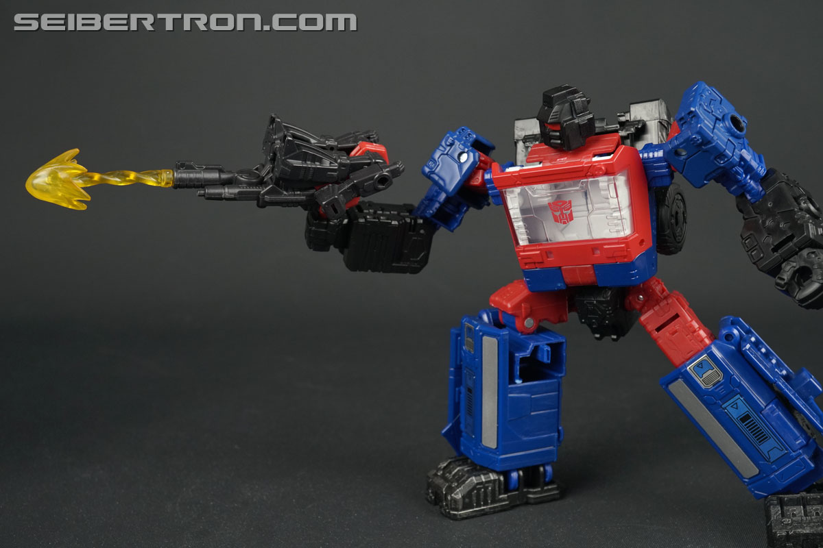 Transformers War for Cybertron: SIEGE Trenchfoot (Image #29 of 82)