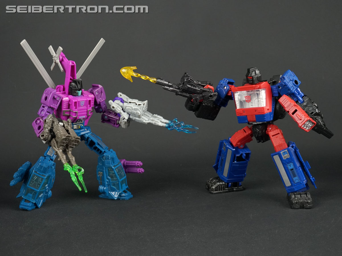 Transformers War for Cybertron: SIEGE Trenchfoot (Image #65 of 82)