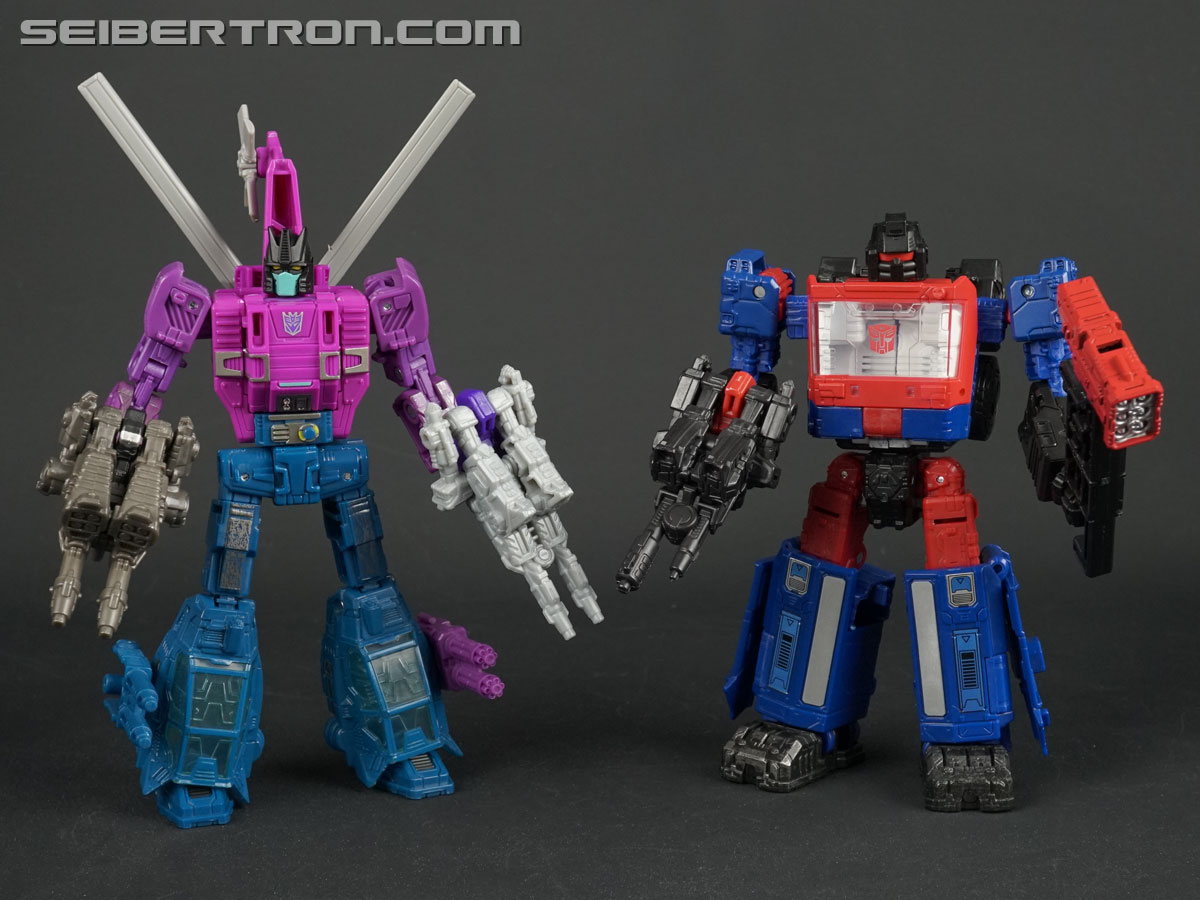 Transformers War for Cybertron: SIEGE Trenchfoot (Image #66 of 82)