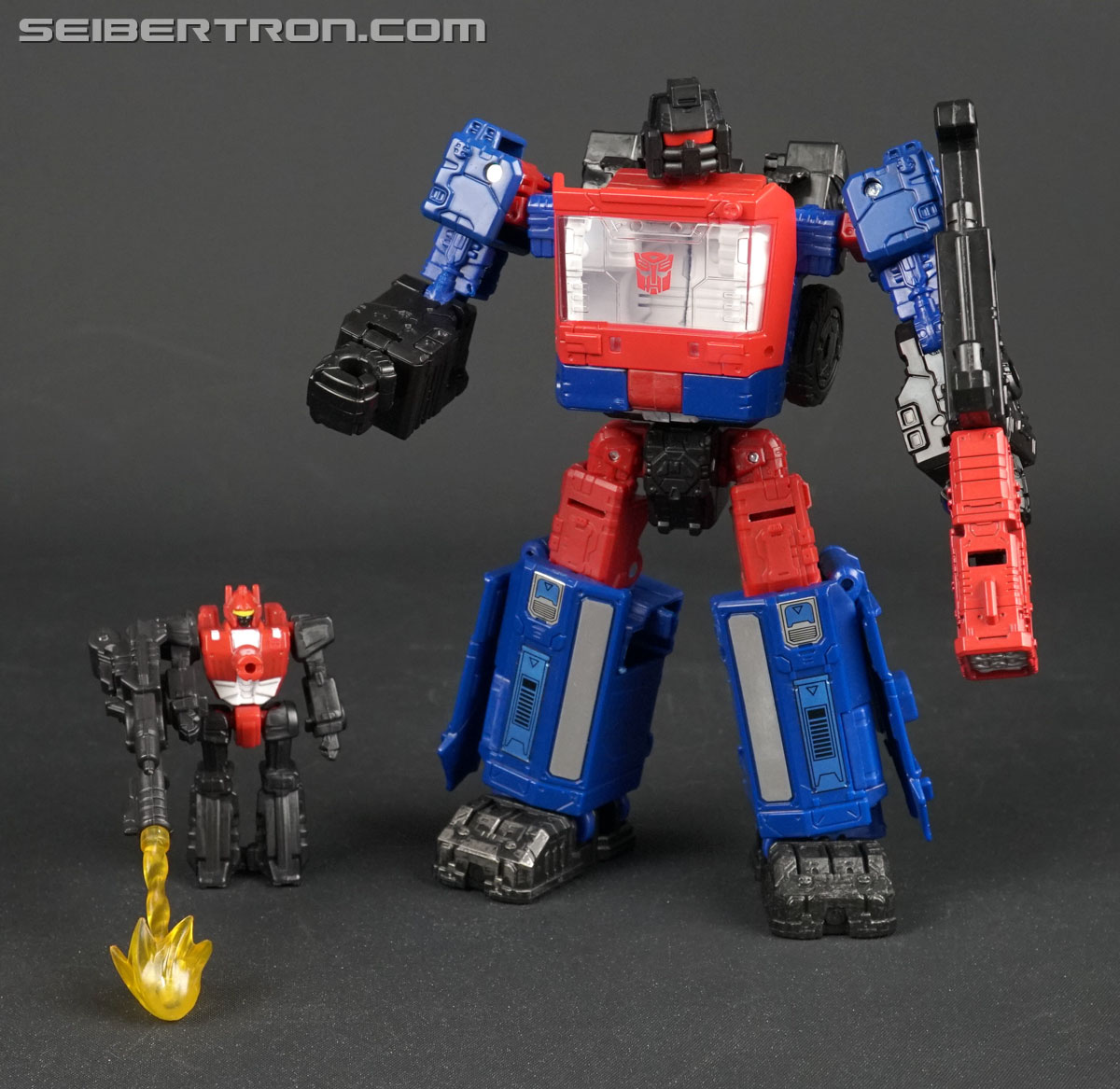 Transformers War for Cybertron: SIEGE Trenchfoot (Image #67 of 82)