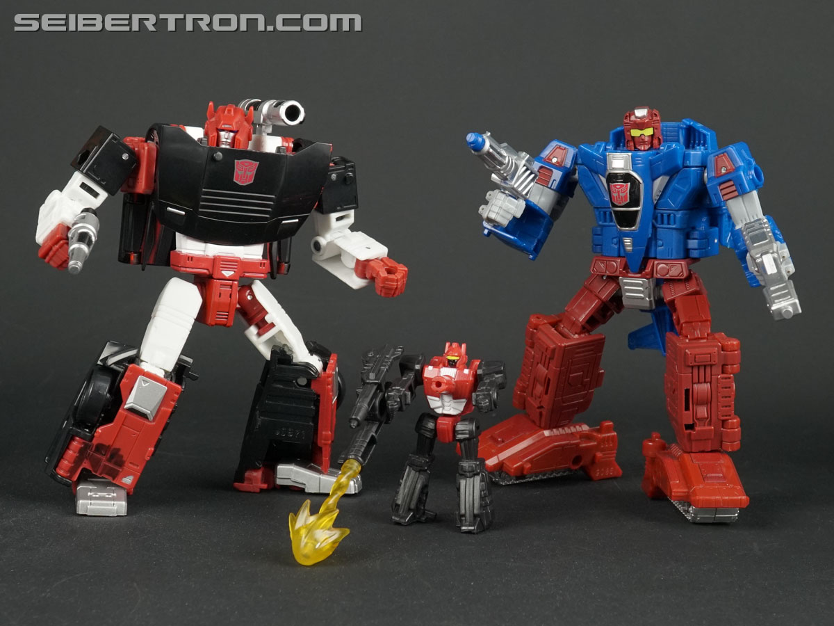 Transformers War for Cybertron: SIEGE Trenchfoot (Image #81 of 82)