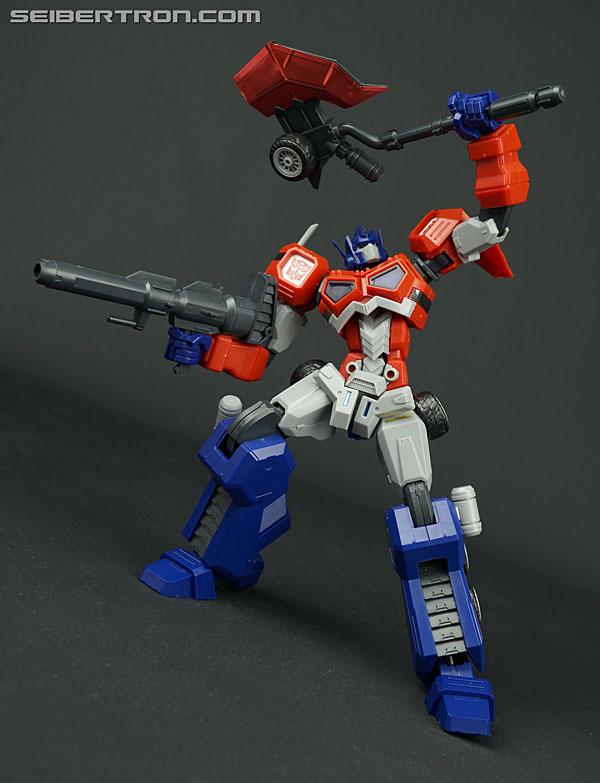 Transformers News: New Galleries: Flame Toys Furai Model Kits Starscream and Optimus Prime