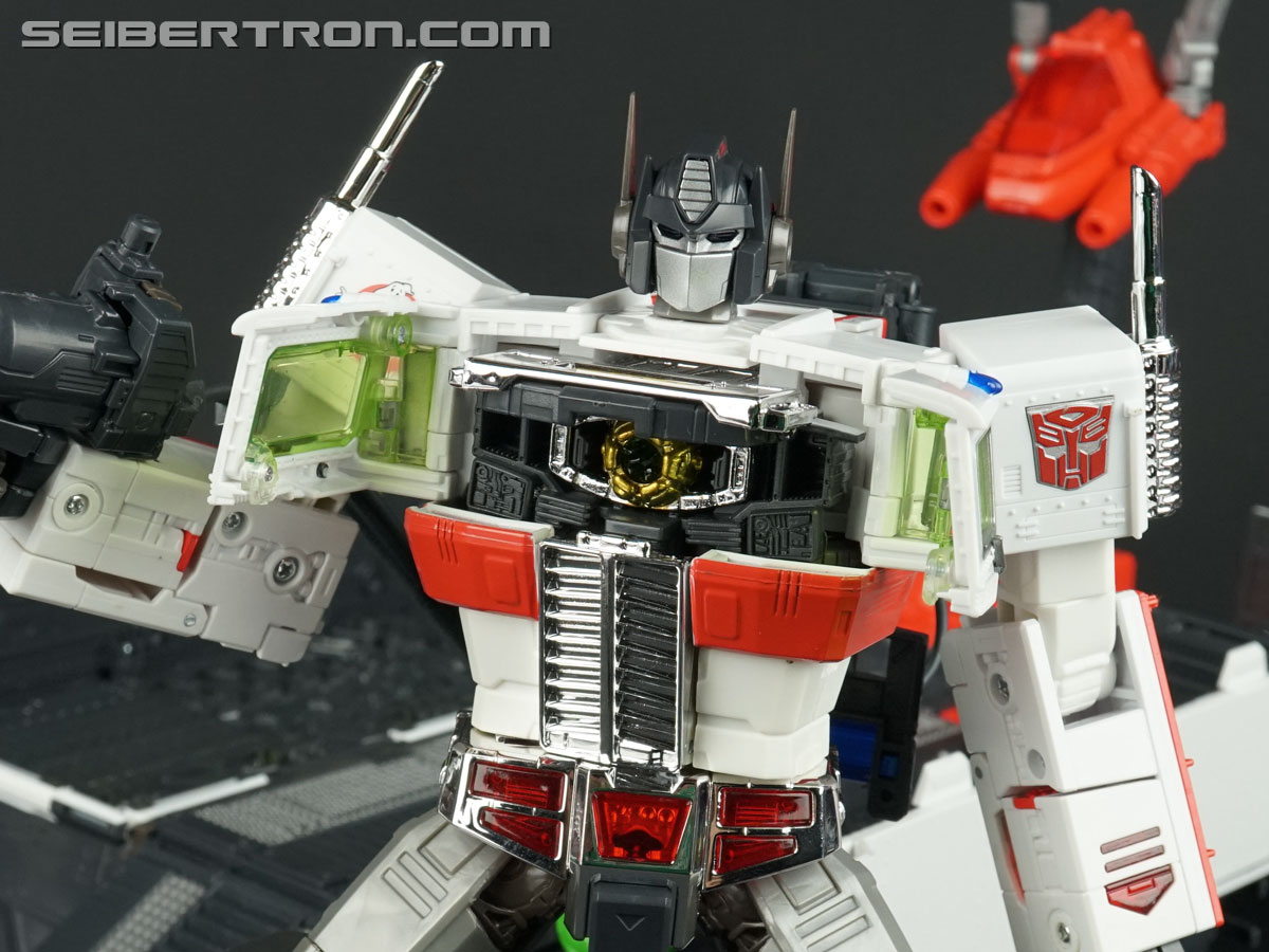 Transformers X Ghostbusters MP-10G Optimus Prime (Image #155 of 192)