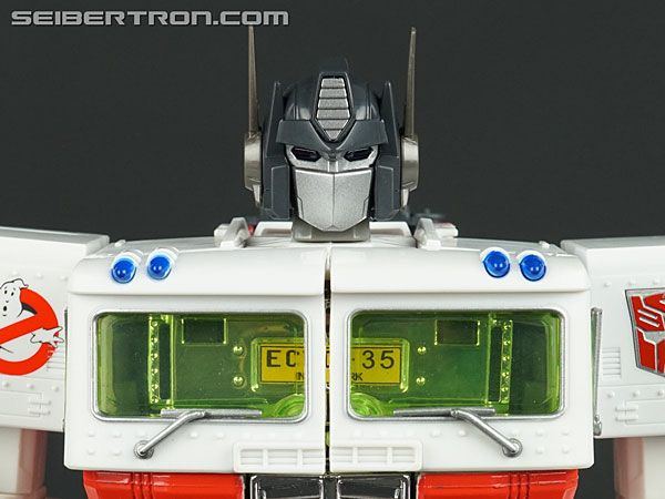Ghostbusters X Transformers MP-10G Optimus Prime gallery