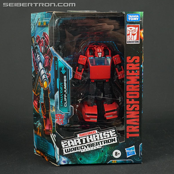 Transformers War for Cybertron: Earthrise Cliffjumper (Image #1 of 141)