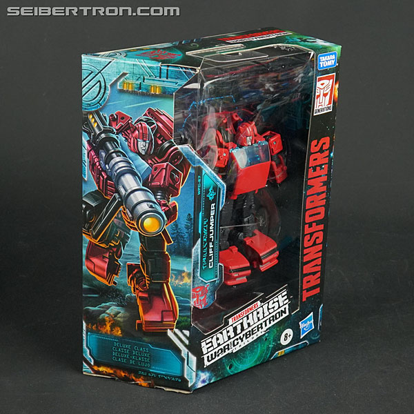 Transformers War for Cybertron: Earthrise Cliffjumper (Image #4 of 141)